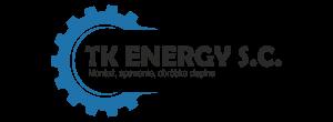 TK ENERGY logo